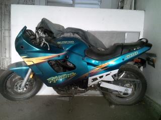 Motora Suzuki GSX Katana 600  96