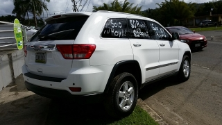 Jeep Grand Cherokee Laredo Blanco 2013