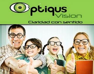 ¡Claridad con sentido! Optiqus Vision