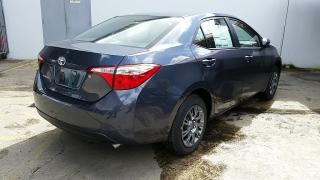 Toyota Corolla L Gris Oscuro 2016