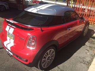 Mini  Cooper  Coupe S 2012