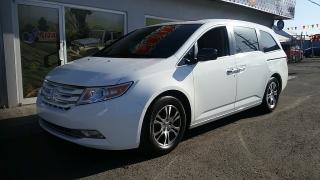Honda Odyssey EX-L Blanco 2013