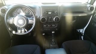 Jeep Wrangler Unlimited Sport Blanco 2015