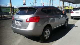 Nissan Rogue S Gris Oscuro 2013