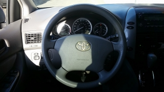 Toyota Sienna CE Rojo Vino 2009