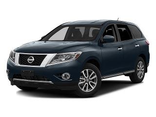 Nissan Pathfinder Sv Gray 2016