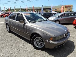 BMW 5 Series 2003