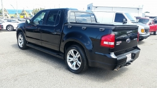 Ford Explorer Sport Trac Limited Negro 2009