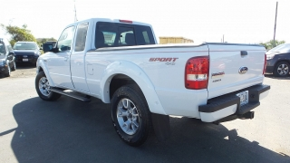 Ford Ranger Xlt Blanco 2011