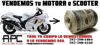 TRAE TU MOTORA LA EXHIBIMOS Y LA VENDEMOS LLAMA AHORA