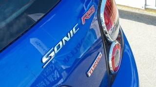 Chevrolet Sonic Rs Azul 2016