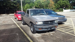 Mazda pickup 1994 Marron