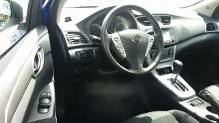 Nissan Sentra SR Azul 2015