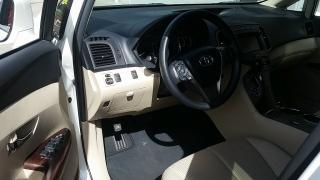 Toyota Venza LE Blanco 2013