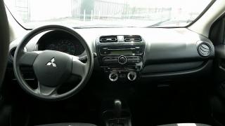 Mitsubishi Mirage DE Rojo 2014