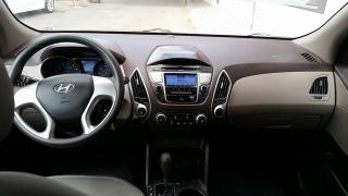 Hyundai Tucson Gl Azul 2011