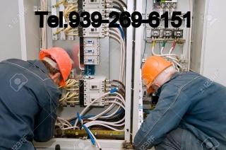 A.Torres Servicios de Electricista 939- 269-6151