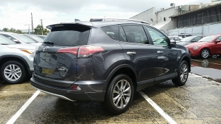 Toyota Rav4 Limited Gris Oscuro 2016