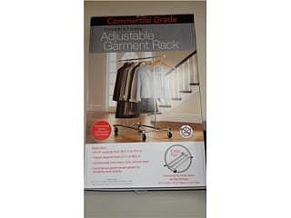 Rack Adjustable y Portable Para Ropa
