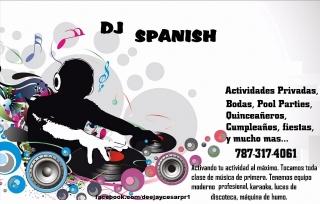 Servicio DJ, Luces, Karaoke, Musica