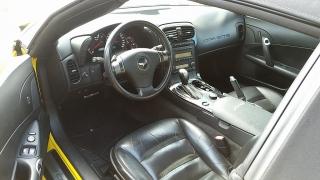 Chevrolet Corvette w/2LT Amarillo 2009