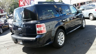 Ford Flex SE Azul Oscuro 2009