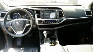 Toyota Highlander Limited Gris Oscuro 2015