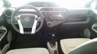 Toyota Prius C Three Gris Oscuro 2012