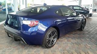 Scion FR-S Azul 2016