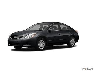 Nissan Altima 2.5 S Gray 2012