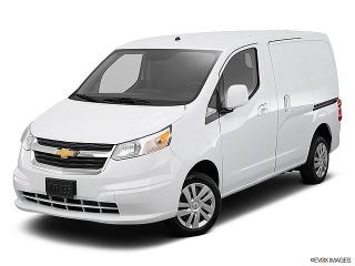 Chevrolet City Express Cargo Van Ls White 2015