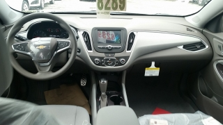 Chevrolet Malibu LS Negro 2016