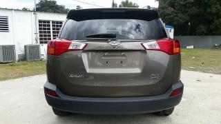 Toyota Rav4 XLE Marron 2015