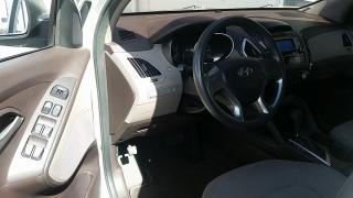 Hyundai Tucson GL Blanco 2011