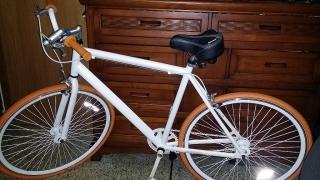 Bicicleta moongose fixie