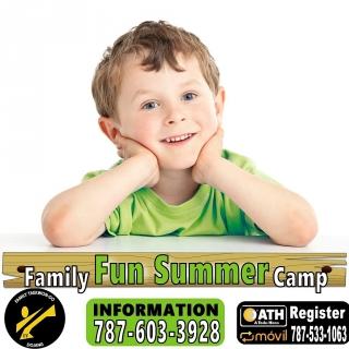 #1 Family Fun Summer Camp