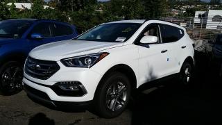Hyundai Santa Fe Sport 2.4L Blanco 2017