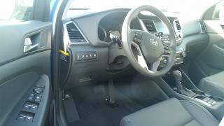 Hyundai Tucson Limited Azul 2016