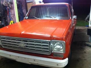 Chevrolet C10 del año 1976, $11000