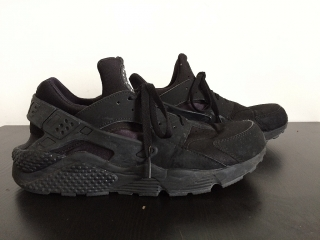 Nike Huaraches Black/Black 11.5men