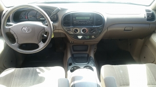 Toyota Tundra SR5 Blanco 2004