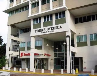 Torre Auxilio Mutuo Oficina Medica
