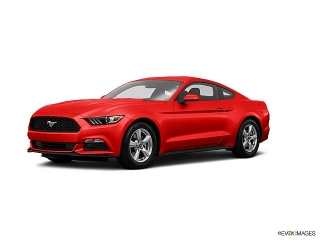 Ford Mustang V6 Rojo 2015