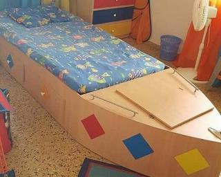Se vende juego de cuarto para niño