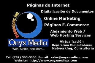 Paginas Web, Digitalizacion de Documentos, Computadoras y mas...
