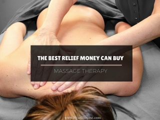 Heal & Relax Body Tensions! Profesional Massage