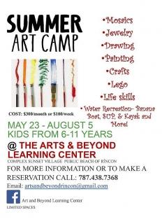 Campamento de Artes y Deportes