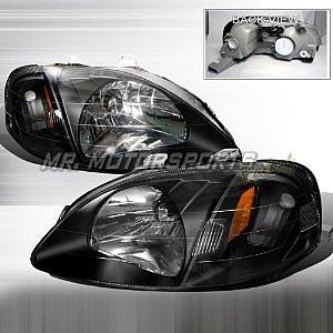 Focos Civic 99-00 Negros