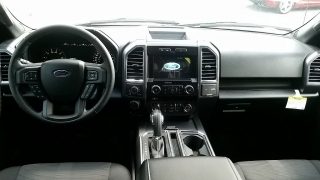 Ford F-150 FX4 Plateado 2016