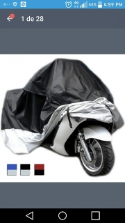High Quality Waterproof UV Protective Breathable Motorcycle Motor Vehicle Cover